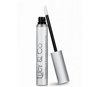 Lucy & Co Clear Gloss Lip Plumper